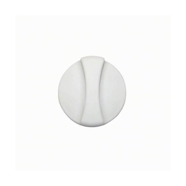 cache filtre frigo whirlpool blanc whirlpool 002083. Black Bedroom Furniture Sets. Home Design Ideas