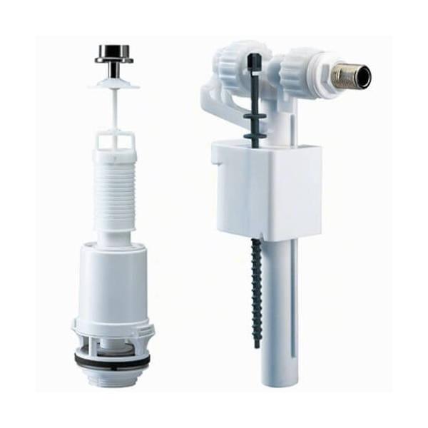 Chasse d 39 eau conomique m canisme simple volume tirette siamp 002482 - Changer mecanisme chasse d eau ...