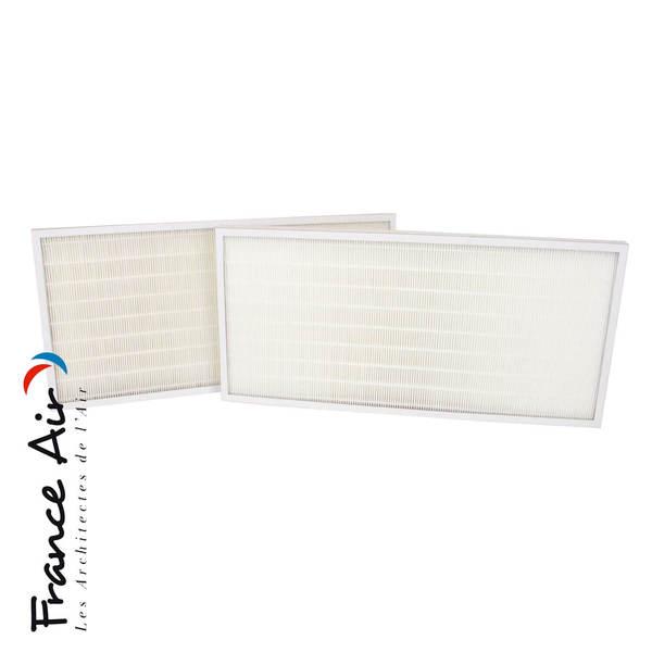 filtres f6 pour vmc double flux cocoon 39 2 d300 d400 bp. Black Bedroom Furniture Sets. Home Design Ideas