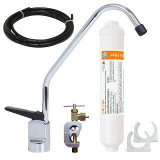 Kit fontaine à eau filtrée - Kit de filtration avec Robinet
