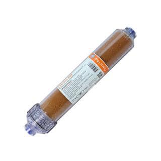 Conteneur en ligne résine déminéralisation 2''x12'' - Crystal Filter® CRI 910-DIR