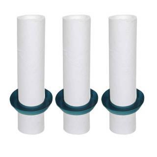 Permo : Cartouche filtre PermoSignal - Permo Cristal 10'' manchon avec bague (lot de 3)  - P0003743A - P0003730A