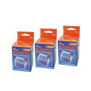 Filtre aquarium Easy box L Fine mousse Aquatlantis  (lot de 3) - Biobox