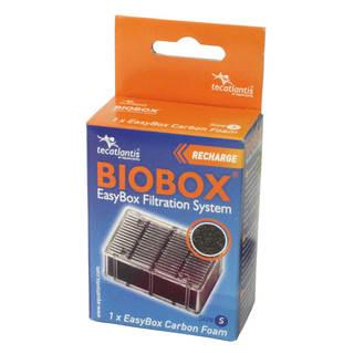 Filtre aquarium Easy box S Charbon Aquatlantis - Biobox