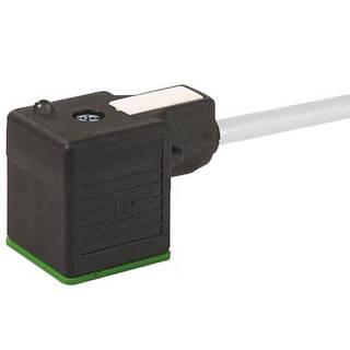 Connecteur électrovanne forme A avec câble de 3 mètres