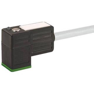 Connecteur électrovanne forme C avec cable 3 m