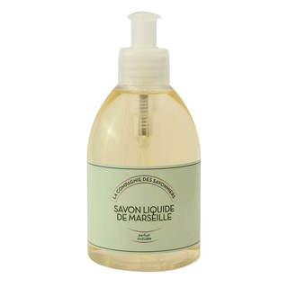 Savon Naturel de Marseille 300 mL orchidée - La compagnie des savonniers