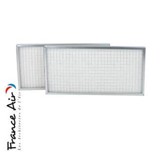Filtre G4 F5 pour VMC double-flux XEVO90 - Filtre d'insufflation &  extraction