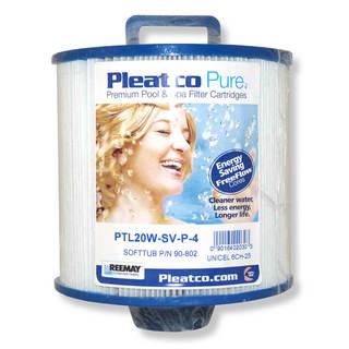 Filtre PTL20W-SV-P4 Pleatco Standard - Compatible 90-802 - Filtre Spa bain remous