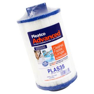 Filtre PLAS35 Pleatco Standard - Filtre Spa bain remous