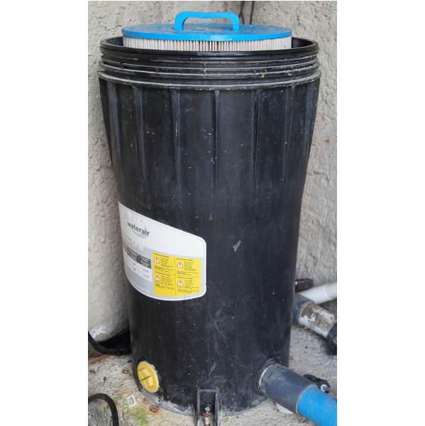 Filtre spcf 250 100 compatible waterair cw 100 crystal for Filtre waterair