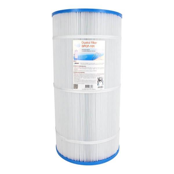 filtre spcf 101 crystal filter compatible waterair cfr 100. Black Bedroom Furniture Sets. Home Design Ideas
