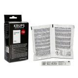 Kit détartrant KRUPS F054 avec bâtonnet testeur
