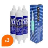 Filtre BL-9808 d'origine LG - Filtre frigo BL-9808  LG (5231JA2012A) LG (lot de 3)