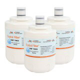 Filtre UKF7003 - Filtre frigo UKF7003 compatible Maytag - Crystal Filter® CRF7003 (lot de 3)